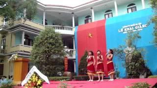 [5/9/2011] Tiếng đàn ta lư - Mai Lê, Lâm, Mi - NDCSATB