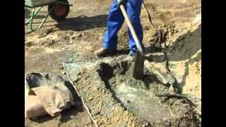 видео полипропиленовое фиброволокно для армирования бетона