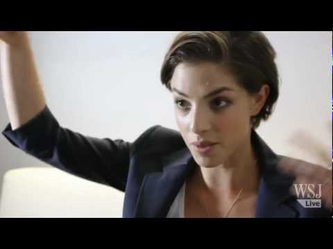 with Olivia Thirlby about her role in Dredd