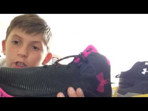Curry shoes review