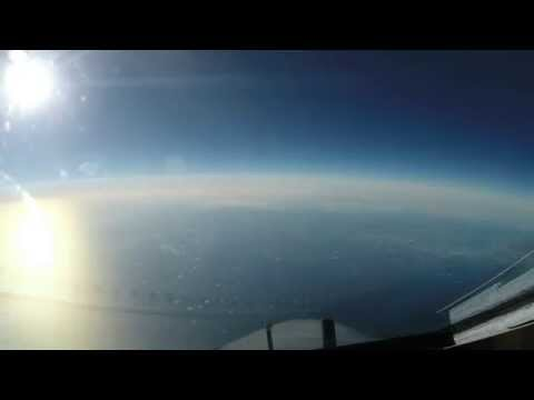 Tokyo to San Francisco in 83 seconds!