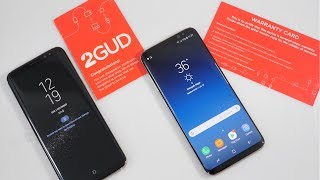 2GUD | Refurbished Samsung Galaxy S8 Vs New Galaxy S8