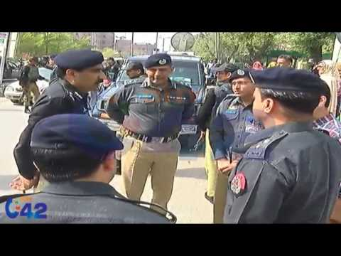 3 CIA officers injured in Lahore firing