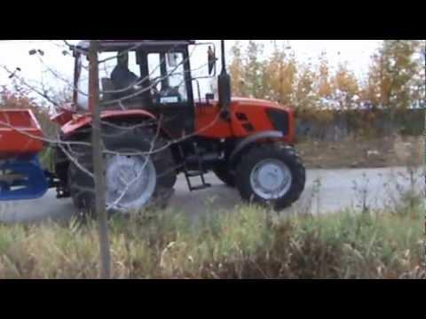 Трактор МТЗ 1025.2 - YouTube