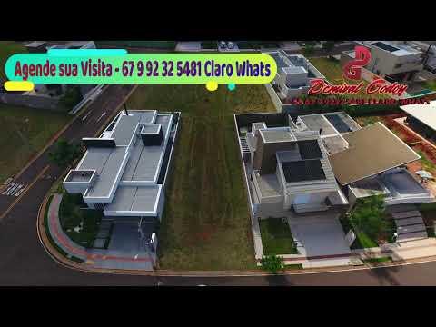 TERRENO 366,18 m² DAMHA III - CAMPO GRANDE MS