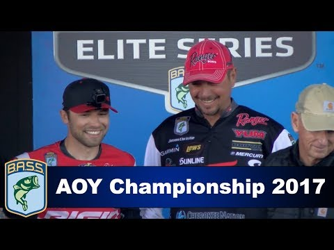 Bassmaster Elite: Angler of the Year Championship 2017