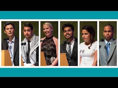 Student and Alumni Speakers - Barcelona GSE Graduation 2014