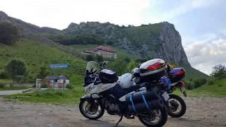 June 2017. Day 1 Sibiu - Gilău Bike fest (Eldorado camping)