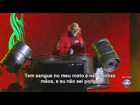 Slipknot - People = Shit - Live Rock in Rio 2011 Legendado PTBR 720p HD
