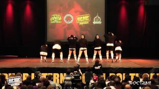 JDS | 12º Lugar Divisão Varsity @ Hip Hop International Portugal 2015 | Finais