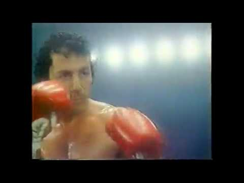 Frank Stallone Boxed in Rocky 3