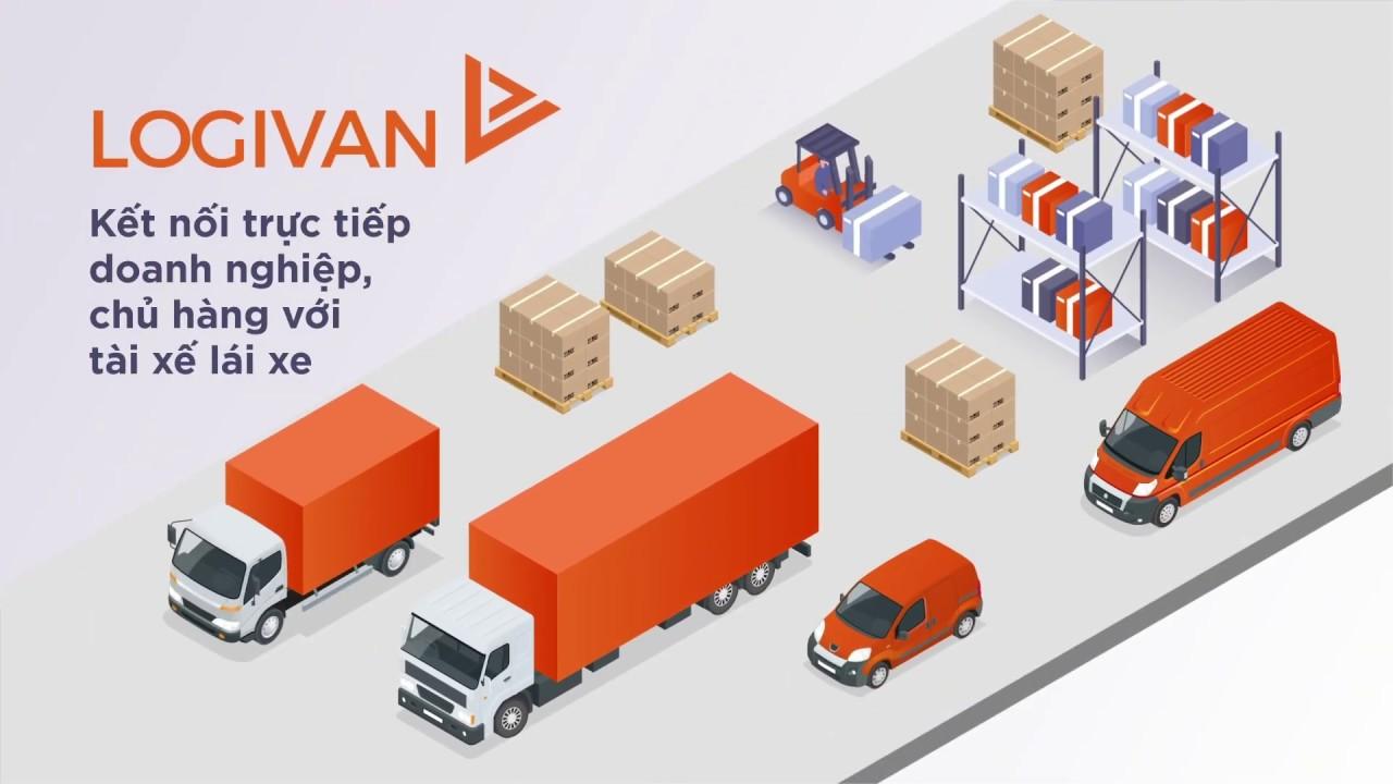  LOGIVAN LÀ?  Giới thiệu Công ty Công nghệ vận tải LOGIVAN