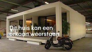 Dit huis kan een orkaan aan - RTL NIEUWS