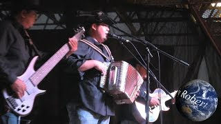 Lazaro Perez y su Conjunto at Tejano Conjunto Festival 2015