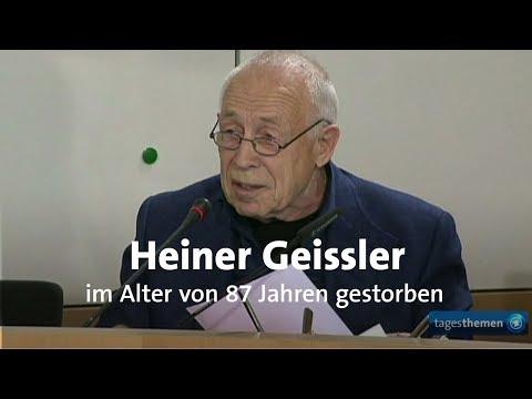 Nachruf Heiner Geissler
