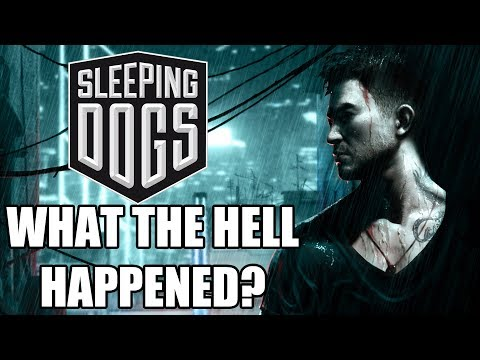 What The Hell Happened To Sleeping Dogs?