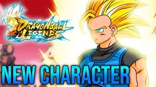 Dragon Ball Legends ORIGINAL NEW SAIYAN CHARACTER SHALLOT!