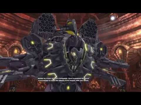 DC Universe Online Defeat Braniac  level 40 – 8 players group gameplay
