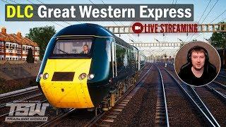Train Sim World: DLC Great Western Express●Live Stream●Высокоскоростной Поезд