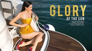 Making of: Editorial Glory of the Sun