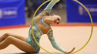 Rhythmic Gymnastics Hoop Montage