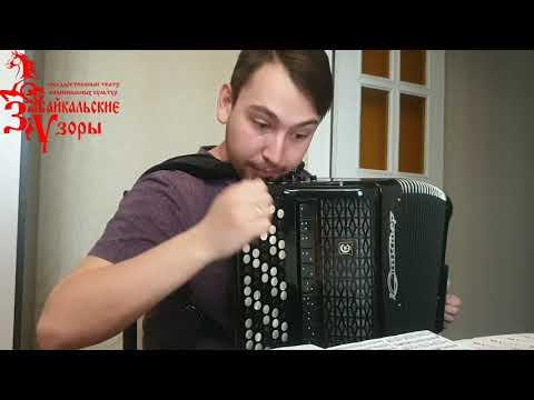 Смолин Вячеслав — ч. 2, мастер-класс. «Танец с саблями» (А. Хачатурян)