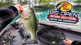 Fishing For $1,000,000! Biggest Bass Tournament In HISTORY.