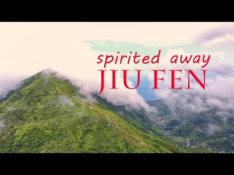 Spirited Away in Jiufen: Sights in Taiwan