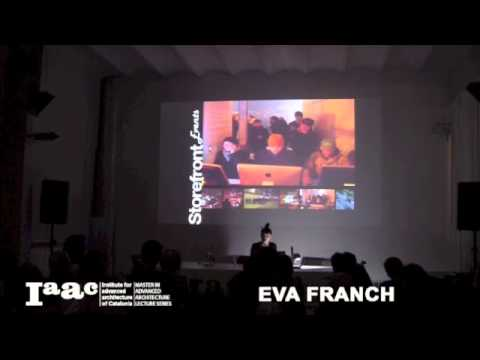 Eva Franch - IaaC Lecture Series - 2014
