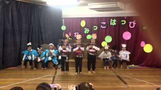 桃太郎 - ライオン組 袋井南保育所 Momotarō - Lion gumi Fukuroi Minami Hoikusho