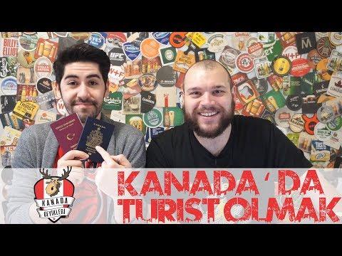 Kanada'da Turist Olmak, Vize Almak Ve Görülecek 10 Yer