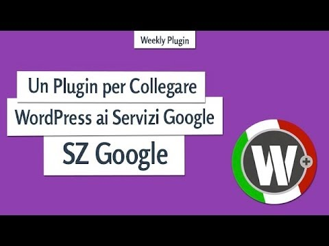Sz-google for wordpress