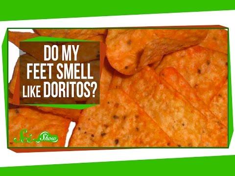 Do My Feet Smell Like Doritos?