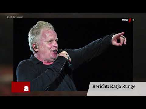 Herbert Grönemeyer 12.09.2019 - Wirbel Um Seine Aussagen Gegen Rechts!