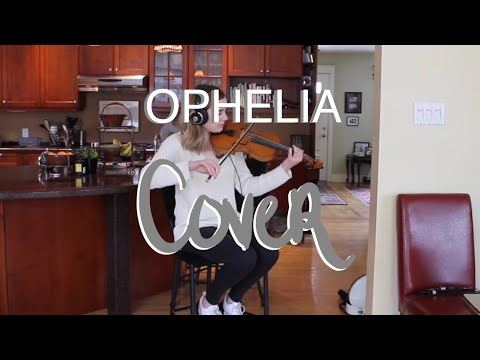 Ophelia by The Lumineers / LIVE Violin Cover