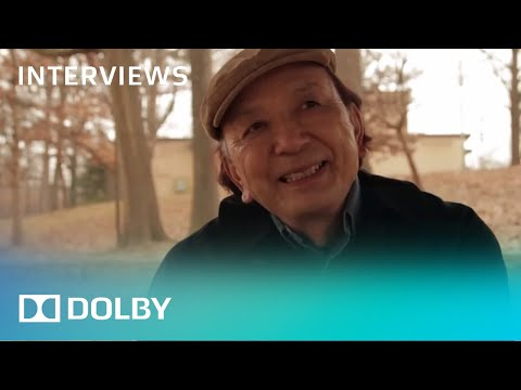 Kung Fu Panda 2 - James Hong Talks About Working On Film Versus TV | Interview | Dolby