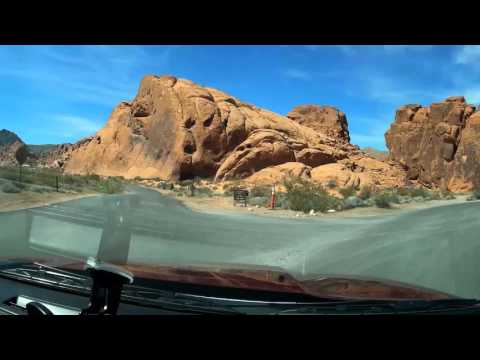 Driving Around The American Southwest - Day 1 - Las Vegas To Zion National Park