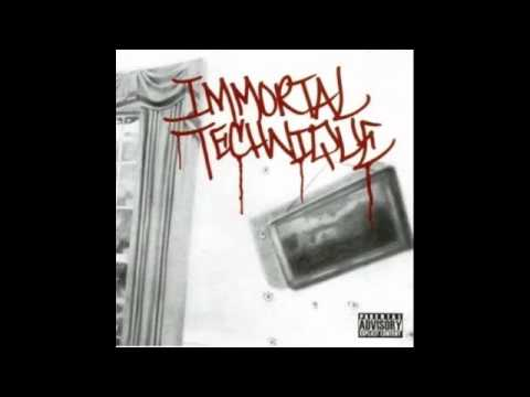 Immortal Technique (Feat. Jean Grae) - You Never Know (HQ)