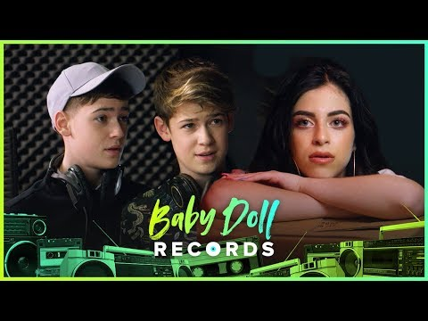 """BA DOLL RECORDS  Ariel, Max & Harvey in """"Fallout Girl""""  Ep 4"""
