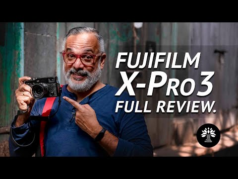 FujiFilm X-Pro 3 Review. A Complete Rangefinder (Style) Camera.
