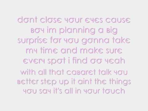 Entertain You - Claude Kelly (With Lyrics)