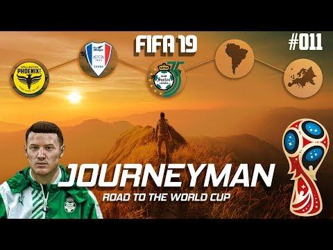 Fifa 19 Journeyman Career Mode - Santos Laguna - EP 11 - ITS TIME FOR STAGE 3!