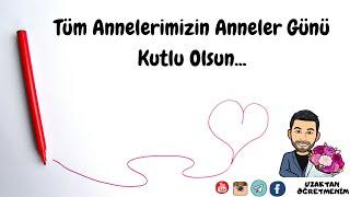 ANNELER GÜNÜ ÖZEL ÇALIŞMAMIZ (PLOTOGON) ANNELER GÜNÜNÜ KUTLU OLSUN...
