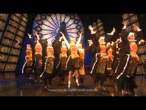 Sister Act The Musical UK & Ireland Tour Trailer