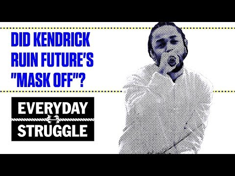 "Did Kendrick Lamar Ruin Future's ""Mask Off?"" 