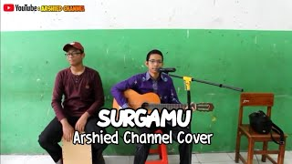 UNGU SURGAMU - BY ARSHIED CHANNEL COVER
