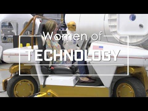 Faces of Technology: Women of NASA