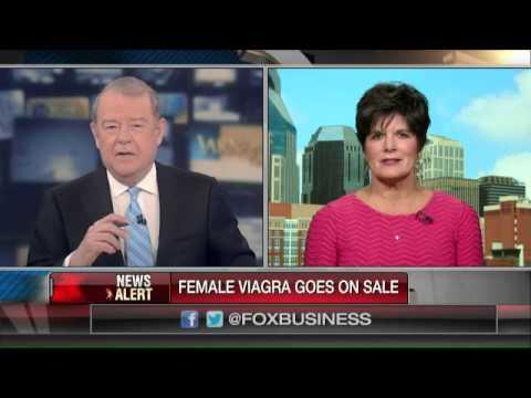 Female Viagra hits pharmacy shelves