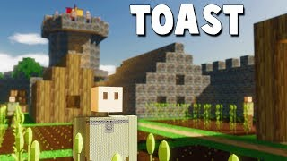 NEW FORT!  Kingdom of Toast EXPANDS! (Colony Survival Part 5 Gameplay)