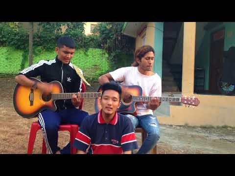 Cover song : Angaalo maa....By Lokanthali Aashish church